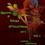 Queens & Kings Of Vocal House 2013 Vol. 4