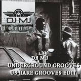Underground Grooves - US Rare Grooves Edit