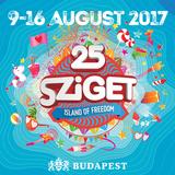 Bakermat @ Telekom Electronic Beats Aréna, Sziget Festival, Hungary 2017-08-14