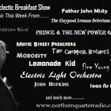 The Eclectic Breakfast Show March 16th 2019