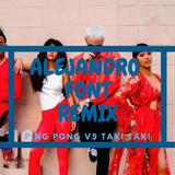 DJ Snake - Taki Taki ft. Selena Gomez, Ozuna, Cardi B (Alejandro Font Remix) (Ping Pong Intro)