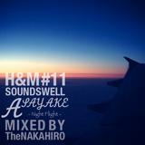 H&M SOUNDSWELL #11 ASAYAKE-Night Flight-