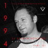 Dj Stephanovitch @ Chat Bleu Bordeaux 02.12.1994 (part.01)