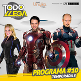 Todo Llega T5 Programa #10 (04-05-2016)