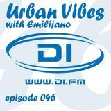 Emilijano - Urban Vibes 046 [DI.FM] (May 2015)