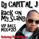 DJ CAPITAL J-BACK ON MY SLANG MIX [vol.20]