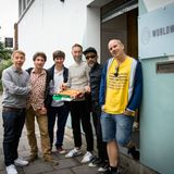 Gilles Peterson with Shuya Okino (Kyoto Jazz Massive) & Florian Pelessier Quintet // 28-06-17