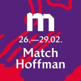 Match Hoffman - Magdalena Opening Berlin (28.2.2016)