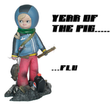 "Mixtape 2009 ""Year of the pig....flu."""