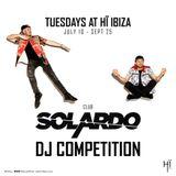 Burgers - Club Solardo DJ Residency Competition @ Hi Ibiza July 2018