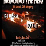 "DJ Oji & DJ Biskit ""Bringing the Heat"" 5th Annual Collective Minds Festival Afterparty 9.2.18"