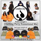 @JagaurDeejay - Public Jungle Clothing Party Promo Mix