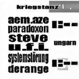 Derange & Systemstörung @ Kriegstanz - K2 Bunker Flugplatz Preschen -  29.09.2001