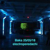 DJ Baks - electroperedachi 25_05_18