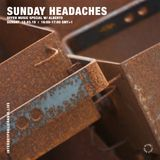 Sunday Headaches: Offen Music Special - 10th March 2019