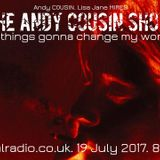 The Andy Cousin Show 19-07-2017
