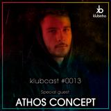 KLUBCAST0013 - Special Guest ATHOS CONCEPT