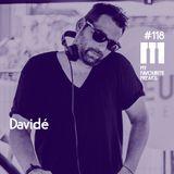 My Favourite Freaks Podcast # 118 Davidé