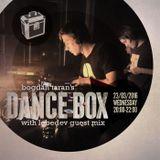 Dance Box - 23 Mar 2016 feat. Lebedev guest mix