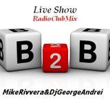 Mike Riverra & Dj George Andrei Live on B2B Show (19 Ian 2012)