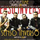 Senso Inverso Artista Chef del giorno su TRS Radio con Matt Garro e la ciurma del Cookie Time!