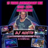 WHITE CORNER CLUB  ( 1999 - 2014 ) - BEST OF MEGAMIX BY DJ KOSTA