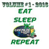 GremlinRadio - 2016 - Vol #1 (Breaks & Bass)