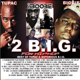 "DJ BOOBIE ""2-BIG FOR HIP-HOP"" BEST OF 2PAC & NOTORIOUS B.I.G."