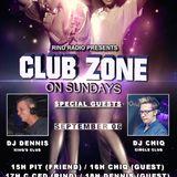 Club Zone #22 DJ C.ced 135 bpm