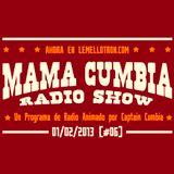 Mama Cumbia Radio Show #6
