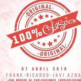 COLISEUM 100% 8-4-18 - DJ FRANK Track-2