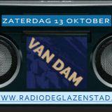 Jan van Dam  13 okt  live  bij www.radiodeglazenstad.nl