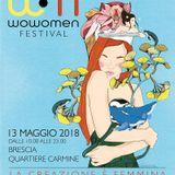 STAY WOMAN - WOWOMEN FESTIVAL 9 MAGGIO 2018
