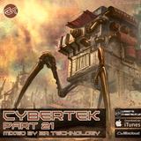 Cybertek pt.21 mixed by ZR TECHNOLOGY