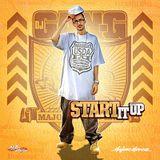 DJ GAN-G/START IT UP/MIXTAPE