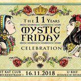 Dee Luna b2b Der Loth (LIVE Recorded DJ Set @ 11 Years Mystic Friday - KitKat Club Berlin)