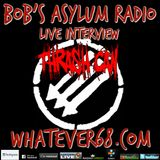 Bobs Asylum Radio Whatever68 Radios interview with Trash Can