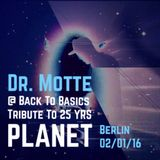 Tribute to 25 Years of Planet at Back To Basics Berlin 2/1/2016 Part 2