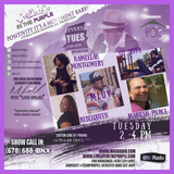Live Life In The Purple Show October 3, 2017