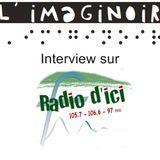 Interview sur Radio d'ici / Media pop
