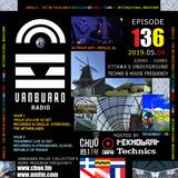Vanguard Pulse Radio Episode 136 on CHUO 89.1 FM + CJUM 101.5 FM 2019-05-04
