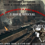 Monday Night Ruthless Attitude: Raw & Original Takeover, April 20th 2015