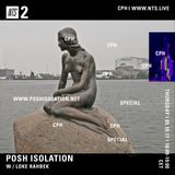 Posh Isolation w/ Loke Rahbek - 5th October 2017