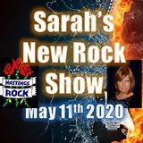 The New Rock Show with Sarah Harvey on Hastings Rock - 11/05/2020
