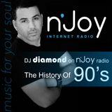 nJoy Radio Show By diamond (90's)