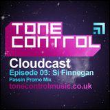 Si Finnegan (Tone Control) - Passin Promo Mix - Mar 2012