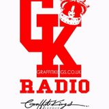 Nick Dare - Vinyl Frontier Show feat the Rhythim Brothers - Graffiti Kings Radio - 08/11/16