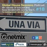 Netmix Global House Sessions Podcast Episode 18