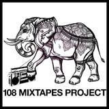 052 (Yin Color Series, RED) - 108 Mixtapes Project