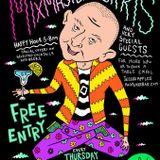 Mixmaster Morris @ Apples & Pears Bar 5/6/14 pt2